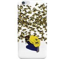 Make it rain stingers iPhone Case/Skin
