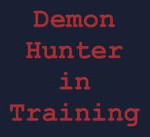 Demon Hunter in Training One Piece - Long Sleeve