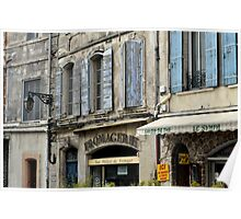 Fromagerie Store Front, Arles Poster