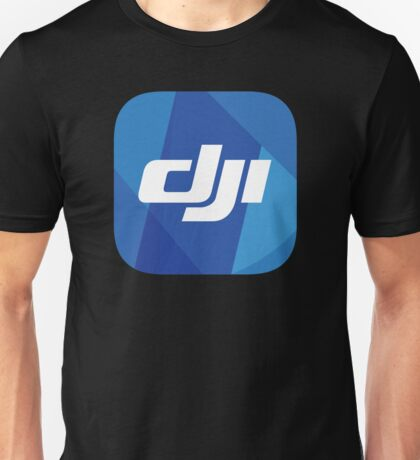 DJI logo Unisex T-Shirt