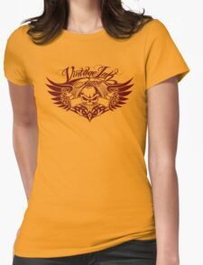 Vintage Ink Tattoo 2  Womens Fitted T-Shirt
