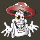 Mushroom Man by trev4000