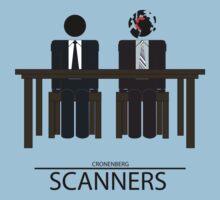 Stickman Scanners T-Shirt