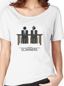 Stickman Scanners Women's Relaxed Fit T-Shirt