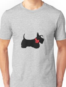 Scottie Dog Unisex T-Shirt