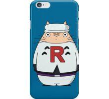 Toto rocket iPhone Case/Skin