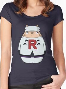 Toto rocket Women's Fitted Scoop T-Shirt