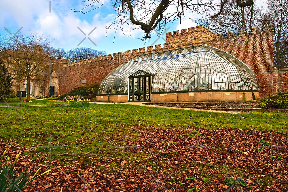The Italianate Greenhouse by Geoff Carpenter