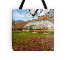 The Italianate Greenhouse Tote Bag