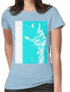 Change One - Male Hand Womens Fitted T-Shirt