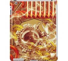 steampunk machine iPad Case/Skin