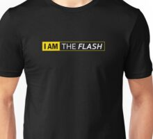 I AM THE FLASH Unisex T-Shirt