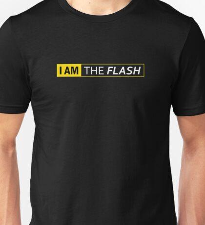 I AM THE FLASH Unisex T-Shirt