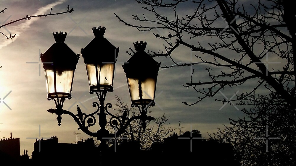 Lit for another time... by su2anne