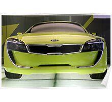 Kia Kee Coupe Concept Poster