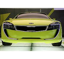 Kia Kee Coupe Concept Photographic Print