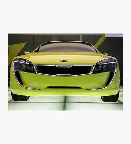 Kia Kee Coupe Concept Photographic Print