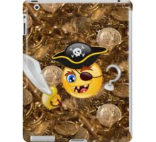 pirate emoji iPad Case/Skin