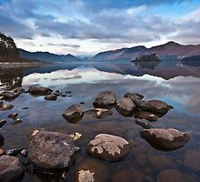 First light over Derwentwater by Shaun Whiteman