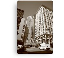 Chicago Downtown Canvas Print
