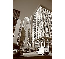 Chicago Downtown Photographic Print