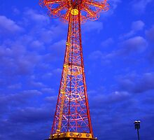 The Parachute Jump by NYLikProduction