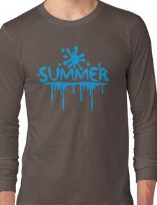 Summer cool Long Sleeve T-Shirt