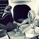Women makes gözleme. by rasim1