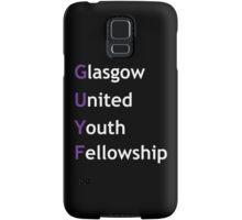 Glasgow United Youth fellowship Samsung Galaxy Case/Skin