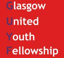 Glasgow United Youth fellowship Baby Tee