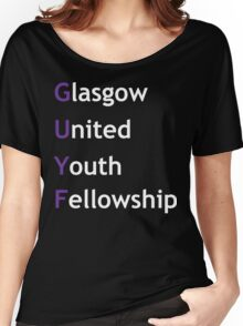 Glasgow United Youth fellowship Women's Relaxed Fit T-Shirt
