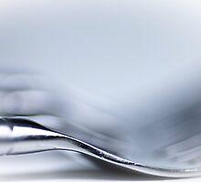 A fork fading III... by Bob Daalder