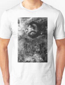 Tattoo Male Portrait Unisex T-Shirt