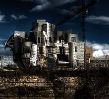 Weisman Art Museum by Sharlene Rens