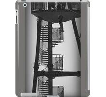 Zig Zag to the Zip Wire  iPad Case/Skin