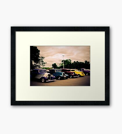 New Definition of Classical Framed Print