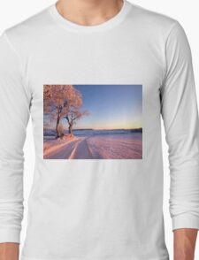 Early Morning Glow Long Sleeve T-Shirt