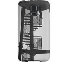 Zig Zag to the Zip Wire  Samsung Galaxy Case/Skin