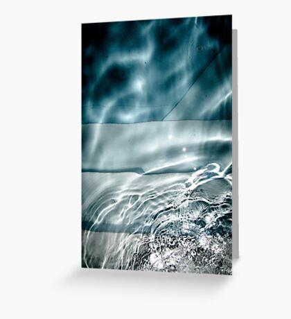 nightswimming_a Greeting Card