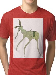 giddy-up Tri-blend T-Shirt