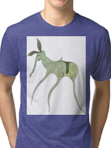 giddy-up Tri-blend T-Shirt