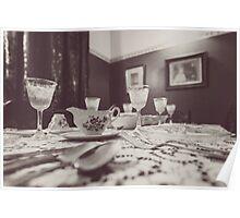Grandmas Table Poster