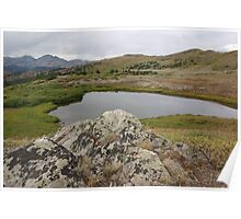 Cottonwood Pass Poster