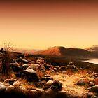 Rock field, near Loch Loyne, Scotland by Nik Sargent www.inpictur.es