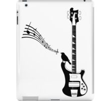 guitarist, bassist, bass guitar, iPad Case/Skin