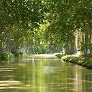 Canal du Midi 2 by Philip Alexander