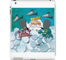 THE UNDERSEA KINGDOM iPad Case/Skin
