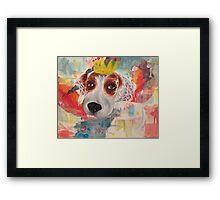 Pupper  Framed Print