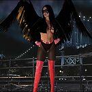 Brandy asThe Raven by Michael Primm