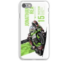 Jonathan Rea - 2015 Phillip Island iPhone Case/Skin